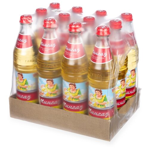 Газированный напиток Мингаз Лимонад, 0.5 л, 12 шт. мингаз лимонад напиток 0 5 л
