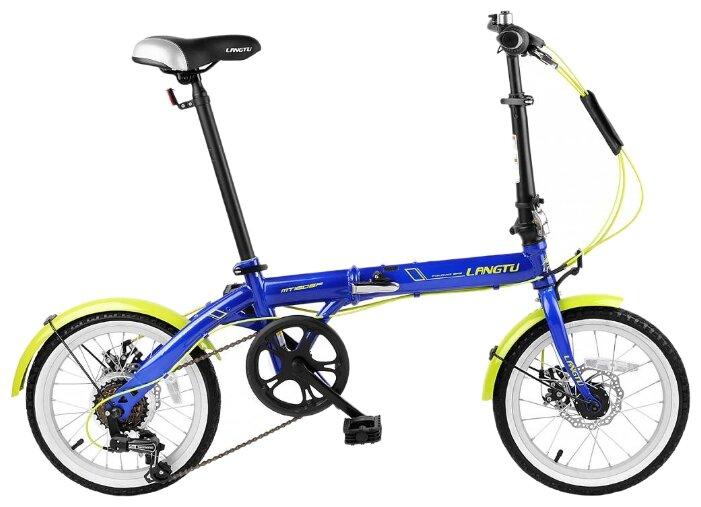 Городской велосипед Langtu MT 1606 (2019)
