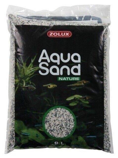 Грунт ZOLUX Aquasand Nature Mix Havaii 9 л