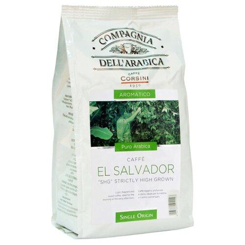 цена Кофе в зернах Compagnia Dell` Arabica El Salvador