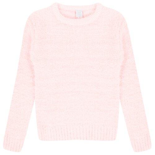 Купить Джемпер Leader Kids размер 134, розовый, Свитеры и кардиганы
