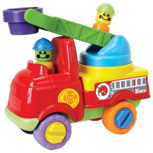 Купить Пожарный автомобиль Fun Time 5054, Машинки и техника
