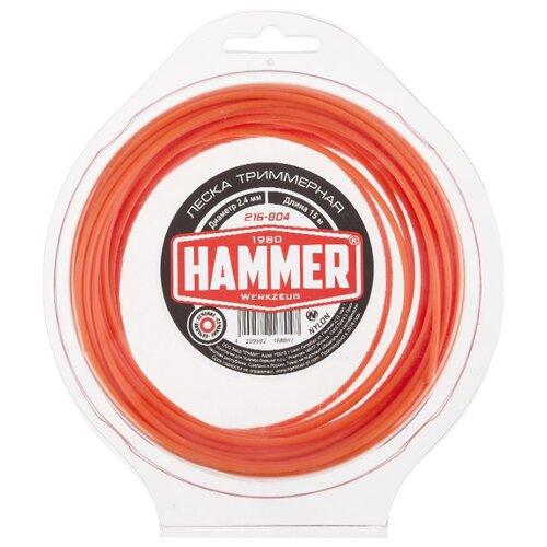 Hammer 216-804 2.4 мм 15 м hammer 216 816 2 7 мм 15 м