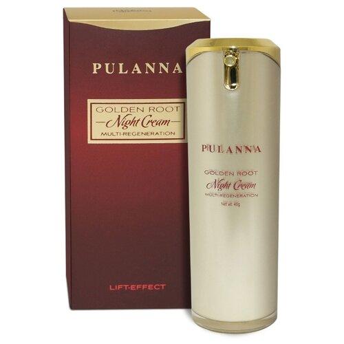 Крем PULANNA Golden Root Night Cream Multi-Regeneration ночной мульти-регенерирующий 40 г крем ночной регенерирующий