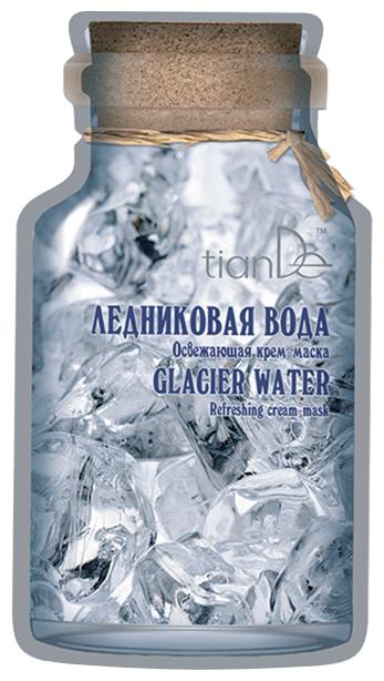 TianDe Маска освежающая Ледниковая вода Glacier Water Refreshing Cream - Mask