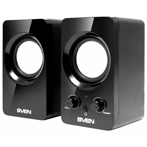 Компьютерная акустика SVEN 354 черный компьютерная акустика sven 120 черный