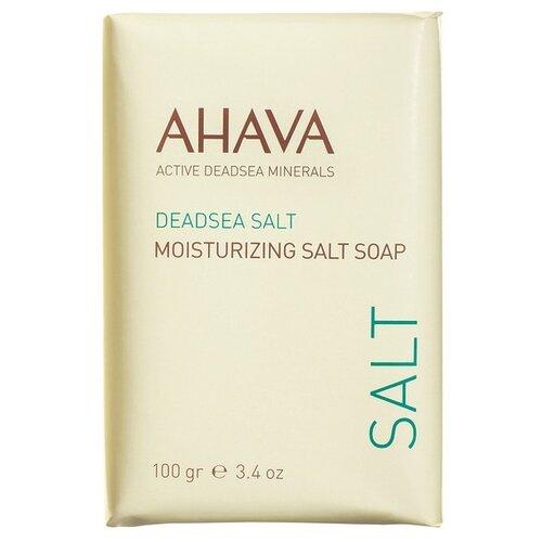Мыло кусковое AHAVA Deadsea Salt, 100 г