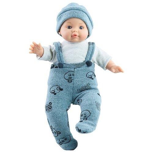 Фото - Кукла Paola Reina Энди, 32 см, 07142 кукла paola reina елена 21 см 02101
