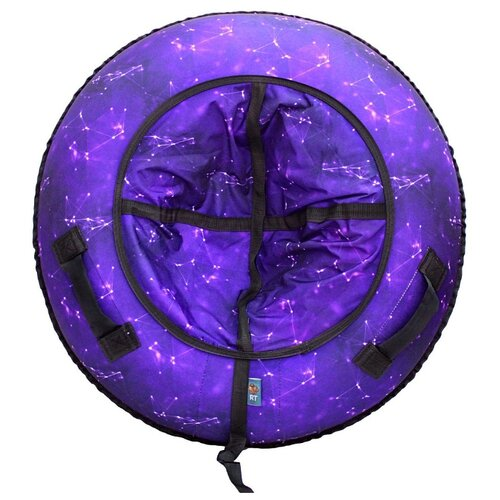 Фото - Тюбинг RT Созвездие 105 см фиолетовый тюбинг rt snow star 105 см