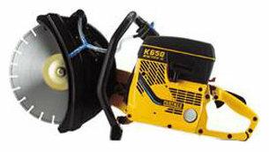 Бензиновый резчик PARTNER K650-12 3500 Вт 4.8 л.с. 300 мм