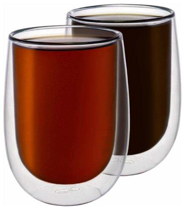 CnGlass Набор стаканов 290 мл 2 шт прозрачный