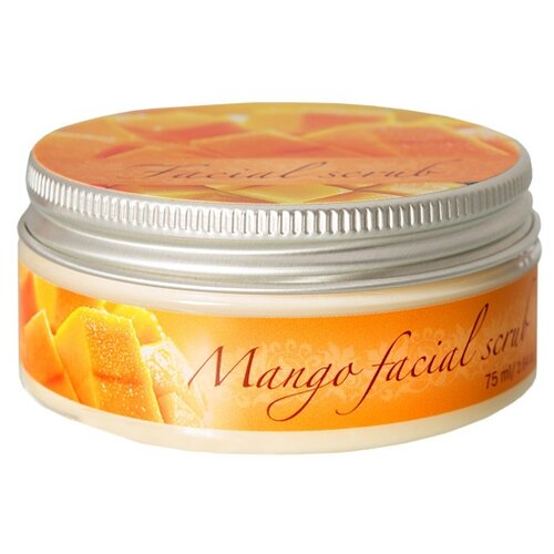 Скраб Thai Traditions Mango Facial Scrub Манго для лица 75 мл скраб gigi facial scrub 180 мл