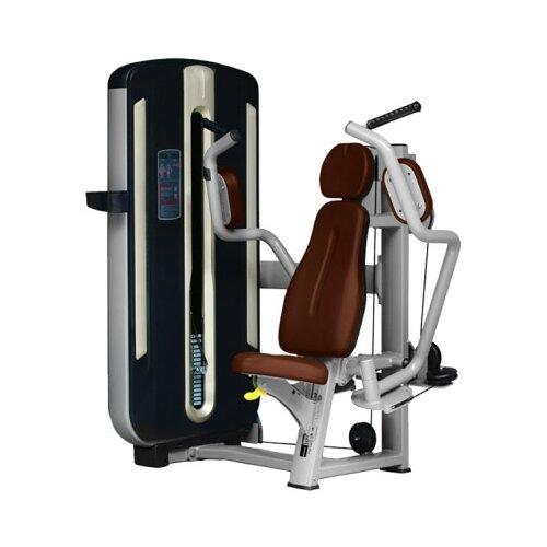 Фото - Тренажер со встроенными весами Bronze Gym MNM-002 коричневый/серый тренажер со встроенными весами bronze gym ld 9028 черный
