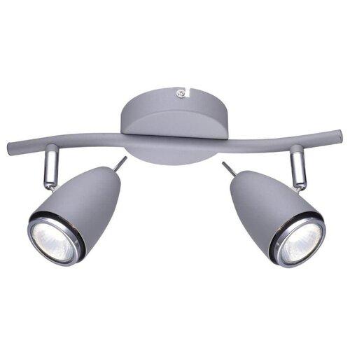 Спот Arte Lamp Regista A1966AP-2GY спот arte lamp a1966ap 2gy
