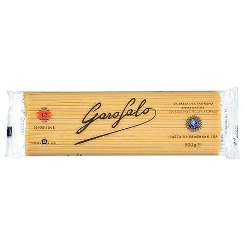 deluca макароны linguine с Garofalo Макароны Linguine № 12, 500 г