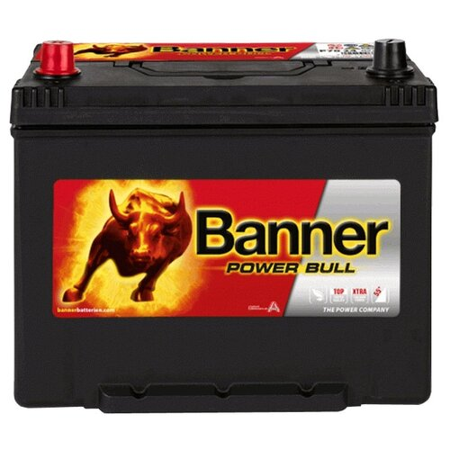 цена на Автомобильный аккумулятор Banner Power Bull P70 24
