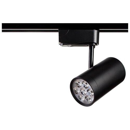 Трековый светильник Arte Lamp Track Lights A6107PL-1BK трековый светильник arte lamp track lights a3607pl 1bk