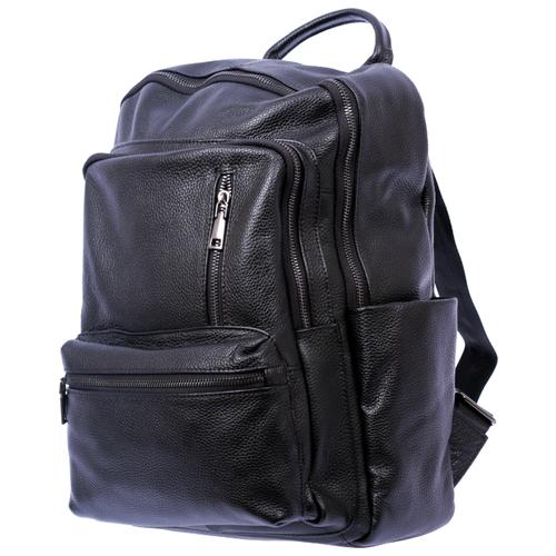 Мужской рюкзак кожаный 8018