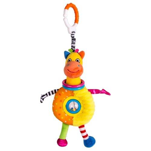 Подвесная игрушка Happy Snail Спот в цирке (17HS015PCS) желтый/оранжевый кресло складное happy camper цвет желтый оранжевый