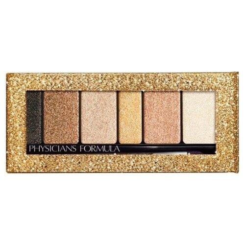 Physicians Formula Тени для век Shimmer Strips Extreme Shimmer Eyeshadow & Liner Gold Nude палетка теней для век с шиммером shimmer strips extreme shimmer eyeshadow