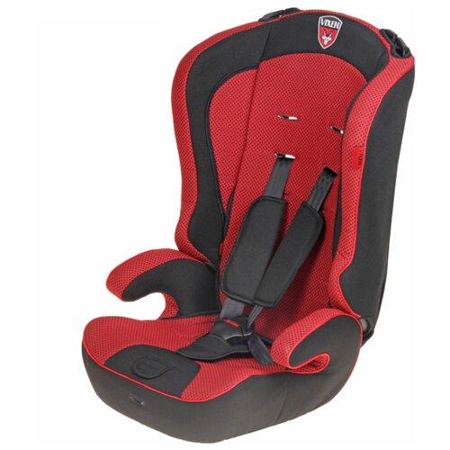 Автокресло группа 1/2/3 (9-36 кг) Vixen Оникс мини красныйАвтокресла<br>
