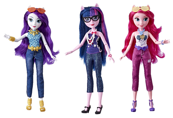Кукла My Little Pony Equestria Girls Уникальный наряд, E1931