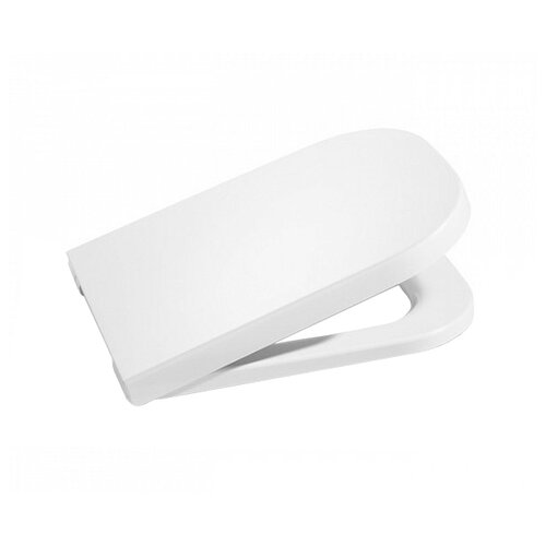 Крышка-сиденье для унитаза Roca Gap 801732004 дюропласт с микролифтом белый крышка сиденье для унитаза roca gap 801470004