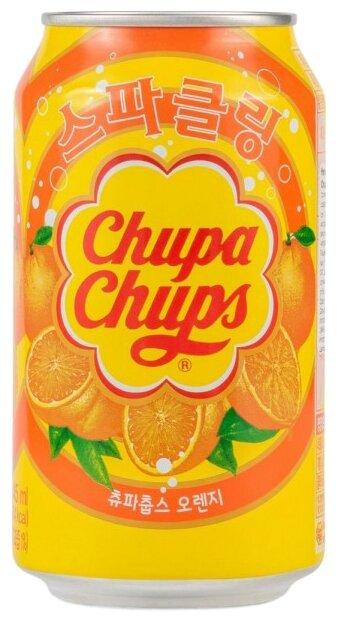 Газированный напиток Chupa Chups Апельсин
