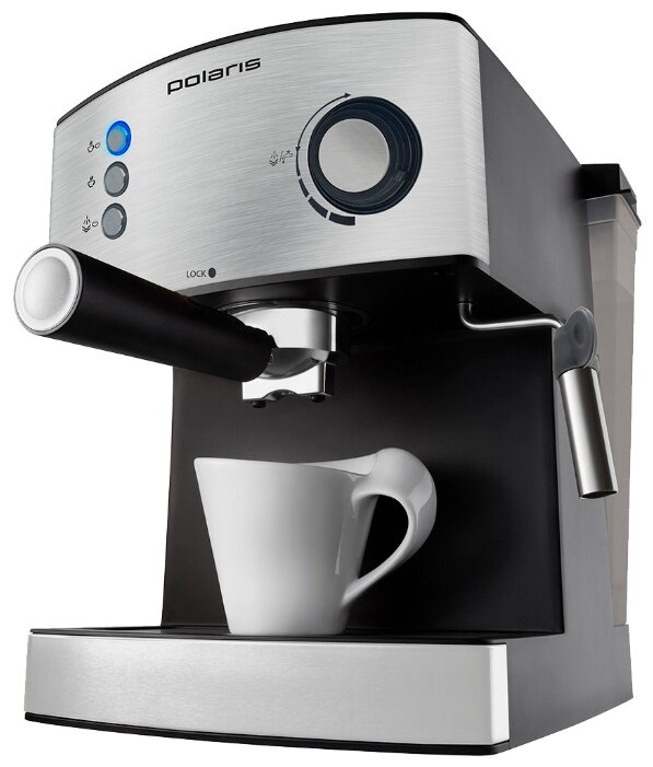 Кофеварка рожковая Polaris PCM 1537AE