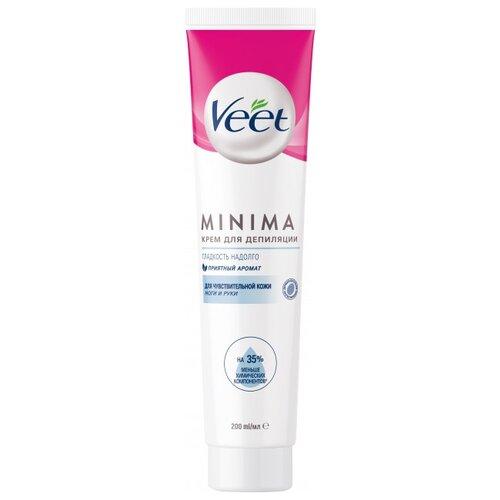 Veet Minima крем для депиляции для чувствительной кожи 200 мл
