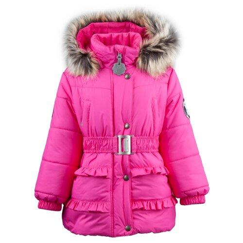 Купить Куртка KERRY Monica K19435 размер 128, 267 розовый, Куртки и пуховики