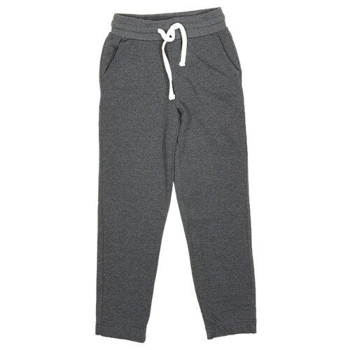Спортивные брюки MODIS размер 134, темно-серый брюки спортивные modis modis mo044ememjf7
