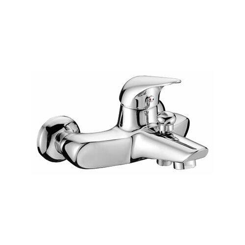 цена на Смеситель для ванны с подключением душа Lemark Poseidon LM4232C однорычажный