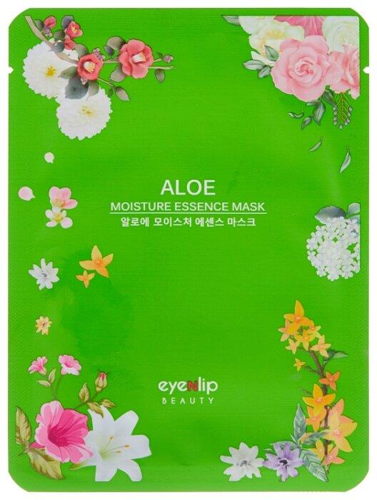 Eyenlip Moisture Essence Mask Aloe тканевая маска с экстрактом алоэ