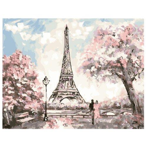 ВанГогВоМне Картина по номерам Весна в Париже, 40х50 см (ZX 20427)Картины по номерам и контурам<br>