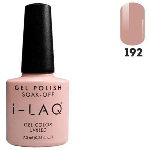 Купить Гель-лак для ногтей I-LAQ Gel Color, 7.3 мл, 192