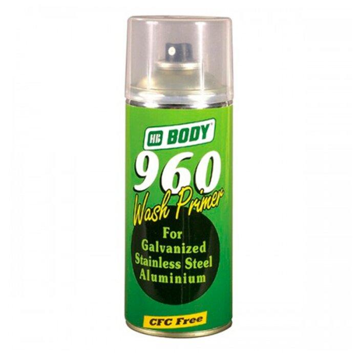 Аэрозольный грунт-праймер HB BODY 960
