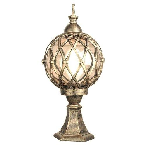 Elektrostandard Ландшафтный светильник Sirius S черное золото цена 2017