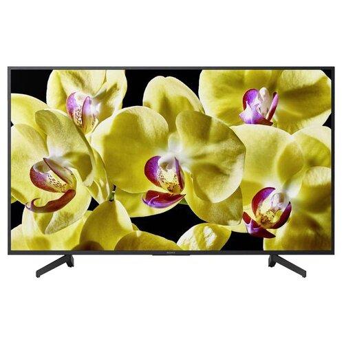 Фото - Телевизор Sony KD-65XG8096 64.5 (2019) черный/серебристый телевизор sony 49 kdl49wf804br bravia черный