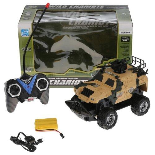 Купить Джип радиоуправляемый Shantou на аккумуляторе, usb з/у (D116-H08187), Shantou Gepai, Радиоуправляемые игрушки