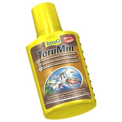 Фото - Tetra ToruMin средство для подготовки водопроводной воды, 100 мл tetra torumin средство для подготовки водопроводной воды 250 мл