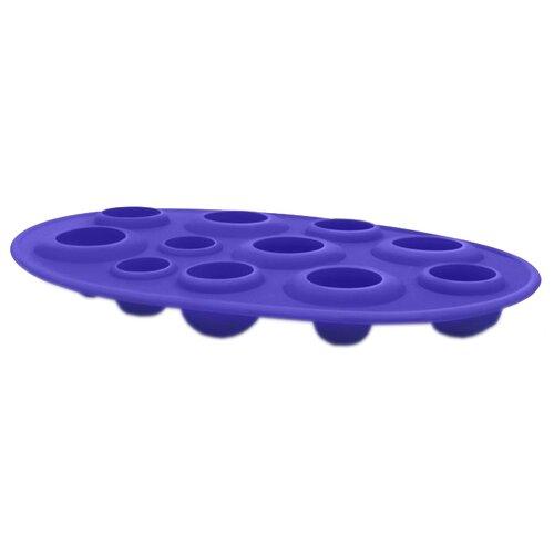 Форма для льда Fred Ice Attacks, 11 ячеек фиолетовый