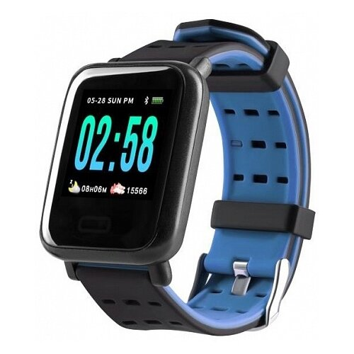 Умные часы Elband A6, синий