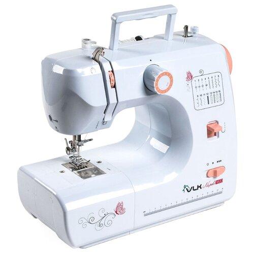 Швейная машина VLK Napoli 1600, бело-розовый