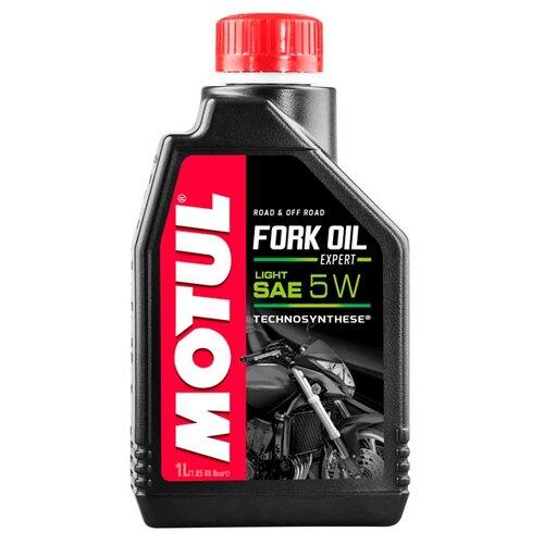 Вилочное масло Motul Fork Oil Expert Light 1 л