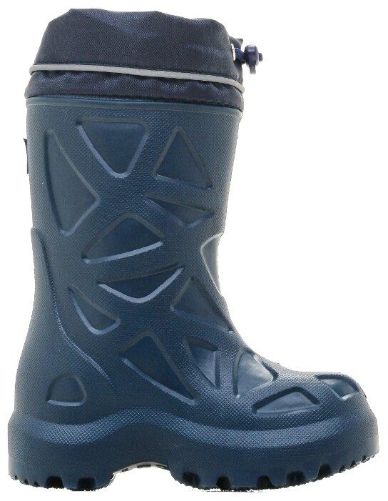 Резиновые сапоги KAURY размер 21/22, темно-синий