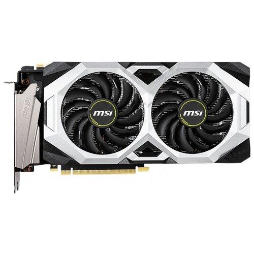 Видеокарта MSI GeForce RTX 2070 SUPER 1770MHz PCI-E 3.0 8192MB 14000MHz 256 bit 3xDisplayPort HDMI HDCP VENTUS Retail