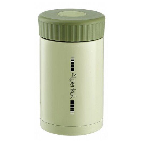 Термос для еды Alpenkok AK-06000M, 0.6 л светло-зеленый