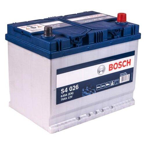 Фото - Автомобильный аккумулятор Bosch S4 026 (0 092 S40 260) автомобильный аккумулятор bosch s4 002 0 092 s40 020
