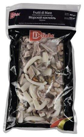 Delight Коктейль из морепродуктов FRUTTI DI MARE 850 г